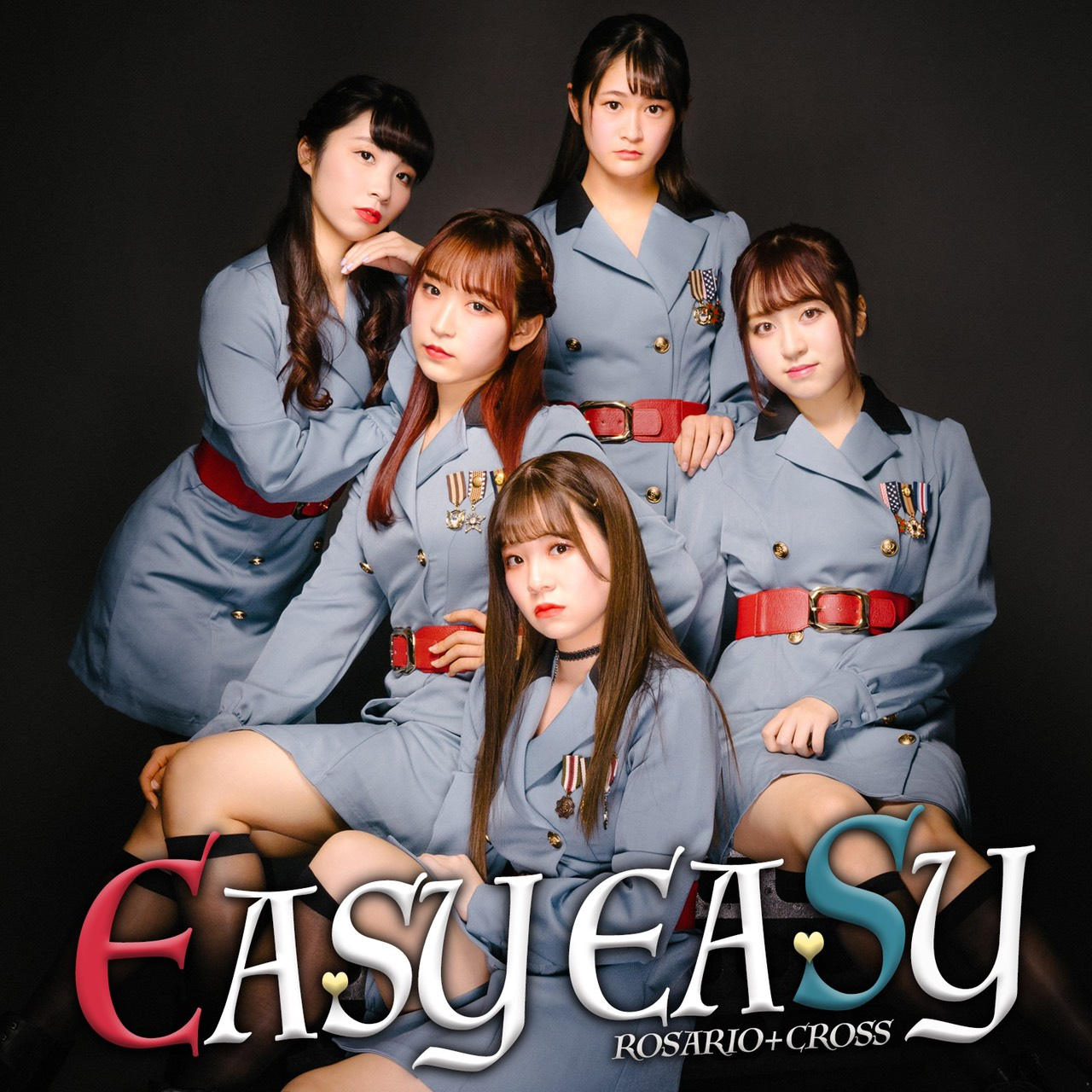 10th Single「EASY EASY」